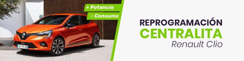 Reprogramación-centralita-Renault-Clio