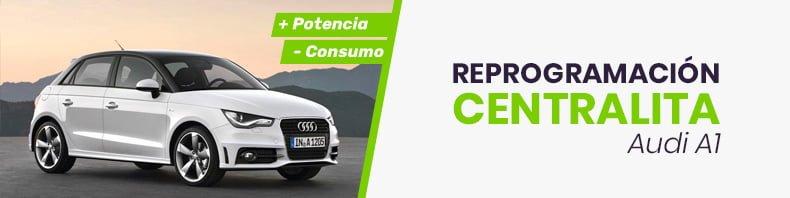 Reprogramación-de-centralitas-Audi-A1