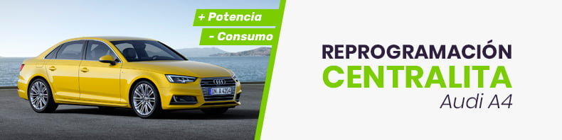 Reprogramación-de-centralitas-Audi-A4